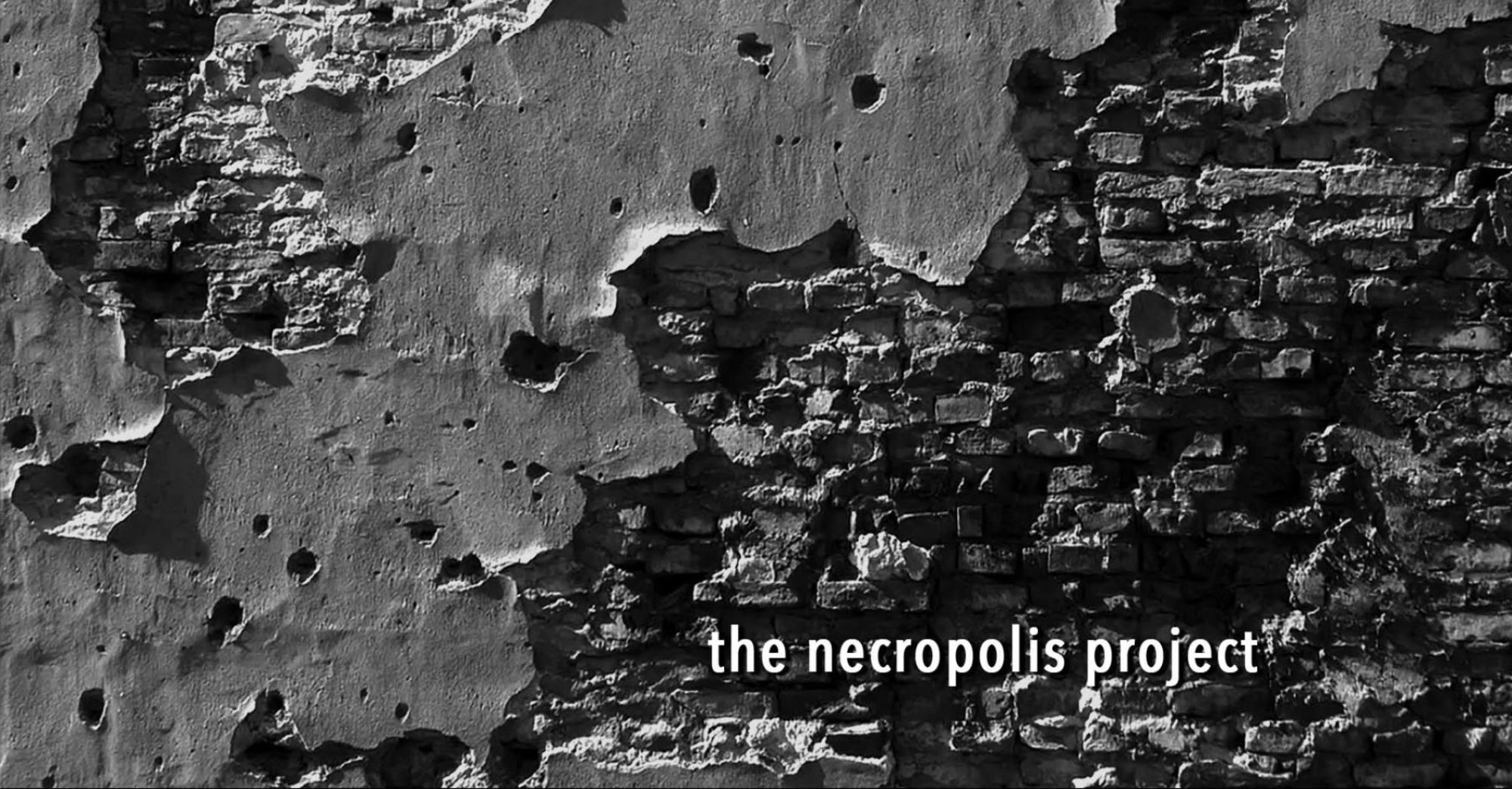 the necropolis project